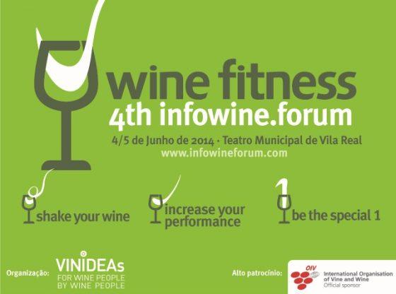 Foto: 4th infowine.forum | Wine Fitness | Vinhos em Forma