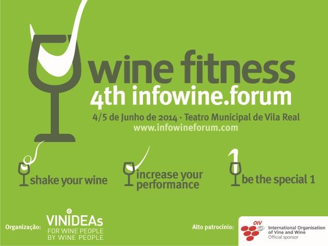 Foto: 4th infowine.forum   Wine Fitness   Vinhos em Forma