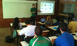 Foto: Curso de Treinadores de grau 1 nas Modalidades de Andebol e Basquetebol