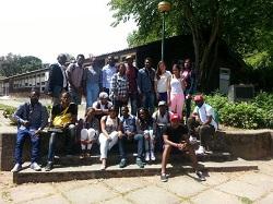 Foto: Estudantes Internacionais na UTAD