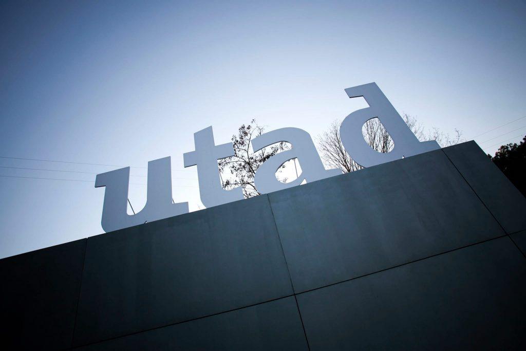 Foto: Entrada UTAD