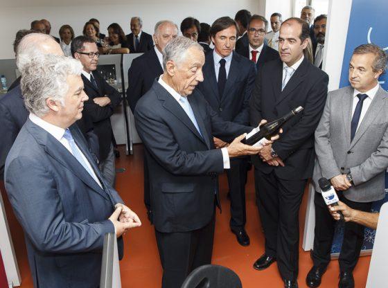 Foto: Plataforma de Inovação da Vinha e do Vinho | visita do Search Committee