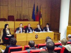 Foto: Reunião do concelho geral UTAD