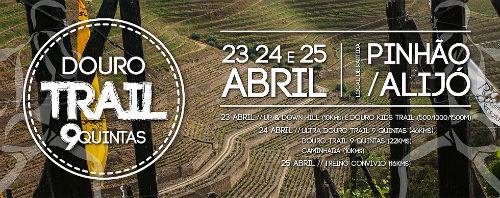 Banner: Douro Trail 9 Quintas