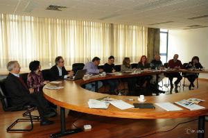 Foto: Reunião na UTAD