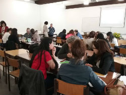 """Foto: Jornadas Pedagógicas """"O professor faz a diferença"""""""