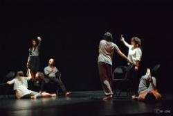 Foto: Grupo de dança Universidade da Corunha