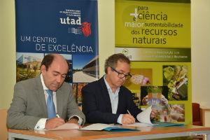 Foto: UTAD vai colaborar com a ENMC