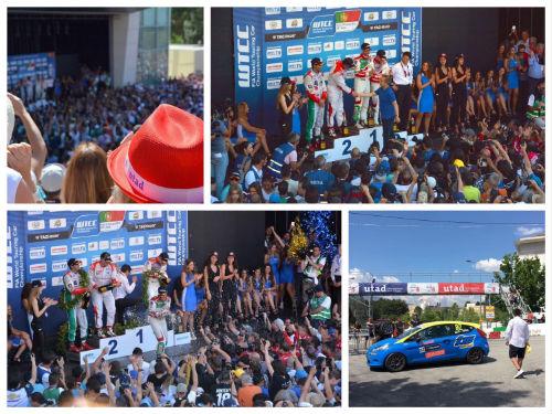 Foto: Campeonato Mundial de Carros de Turismo