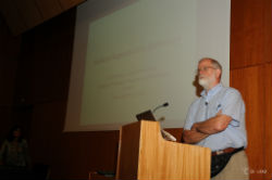 Foto: Patologista da Universidade do Texas deu conferencia na UTAD