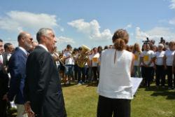Foto: Ópera para o Douro apresentou-se ao Presidente da República