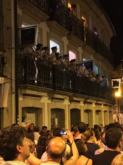 Foto: Projecto Mátria apresentou novo concerto nas varandas do Centro Histórico de Vila Real