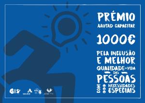 Banner: Prémio AAUTAD Capacitar
