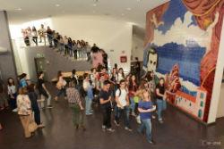 Foto: Programa integração novos alunos