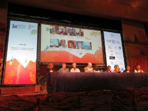 Foto: Investigadores da UTAD participaram VII Conferência Internacional de Geoparques Mundiais da UNESCO