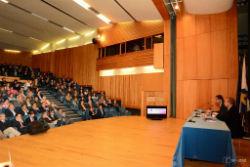 Foto: Ministro Ciencia aula magna