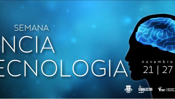 Banner: Semana ciencia tecnologia 2016