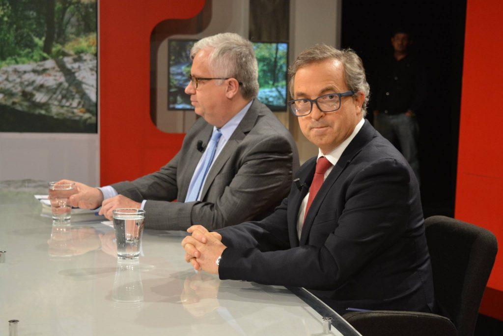 """Foto: UTAD participa no """"Prós e Contras"""" sobre o despovoamento no interior"""
