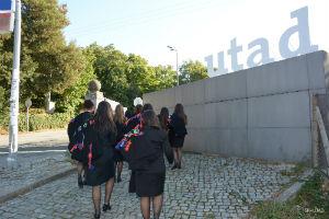Foto: Entrada Principal UTAD