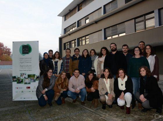 Foto: Grupo de alunos