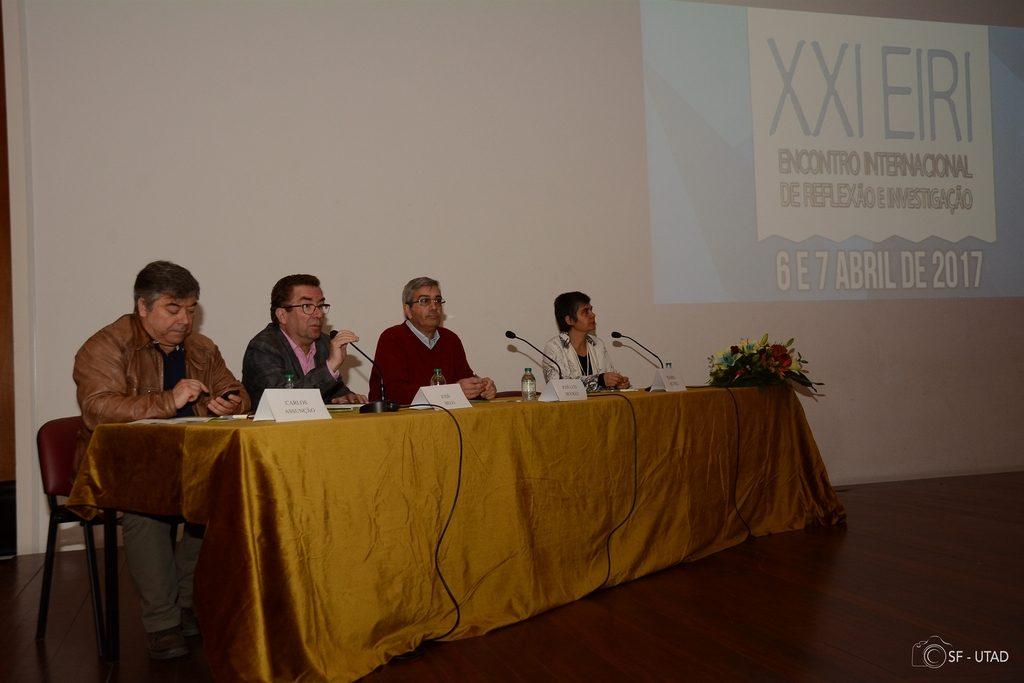 Foto: Sessão abertura XXI EIRI