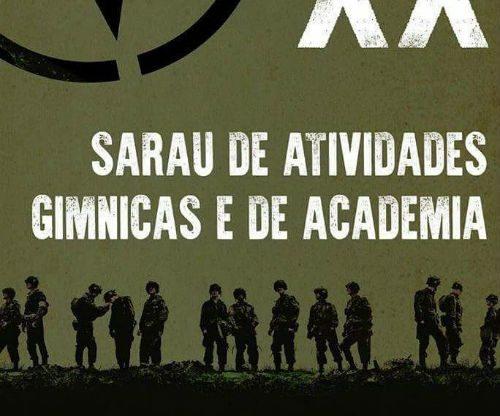 Cartaz: Sarau UTAD