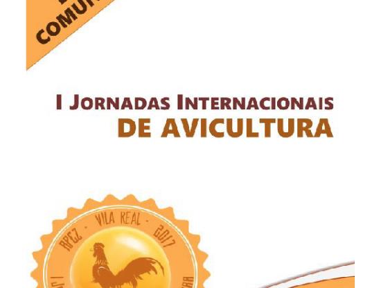 Cartaz: Jornadas Internacionais de Avicultura