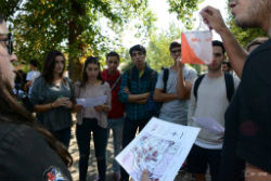 Foto: Novos estudantes