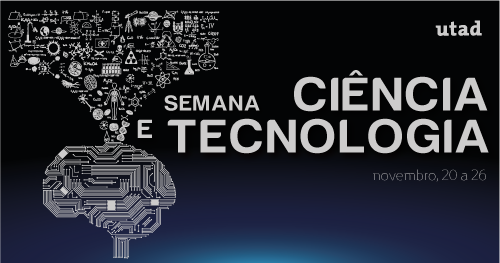 Banner: Semana ciência tecnologia 2017