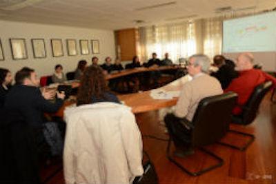 Foto: Reunião