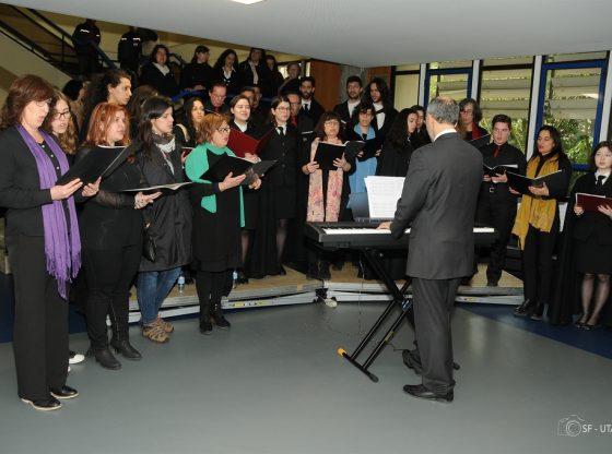 Foto: Coro de Câmara da UTAD